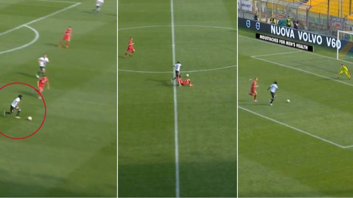 Gervinho Almost Runs The Entire Pitch To Score Goal Of The Season Contender