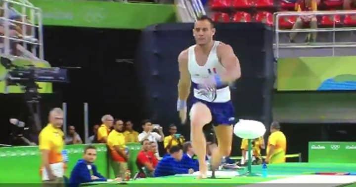 WATCH: French Gymnast Breaks Leg At Rio Olympics In Horrifying Footage