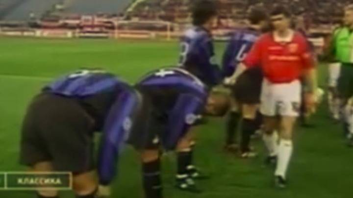 When Manchester United Legend Roy Keane Absolutely Mugged Off Ronaldo And Diego Simeone