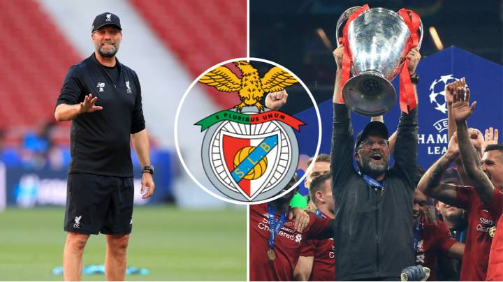 Jurgen Klopp Used Friendly Game With Benfica B To Prepare For Champions League Final