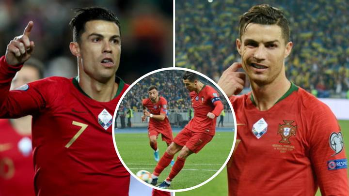 Cristiano Ronaldo Infographic 'Exposes' Juventus Superstar's International Goalscoring Record