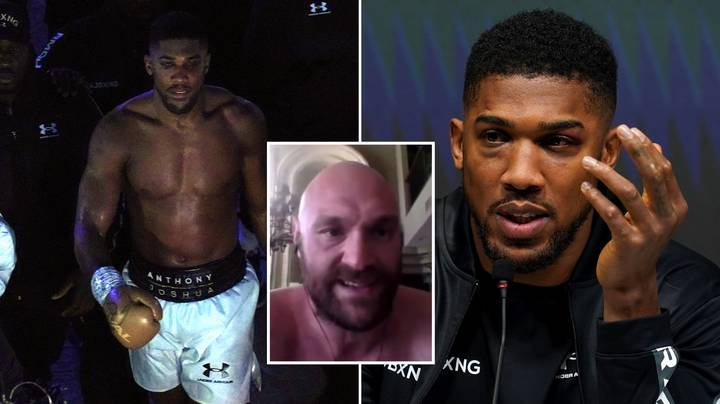 Tyson Fury Reacts To Anthony Joshua's Defeat, Gives Him Vital Piece Of Advice Ahead Of Usyk Rematch