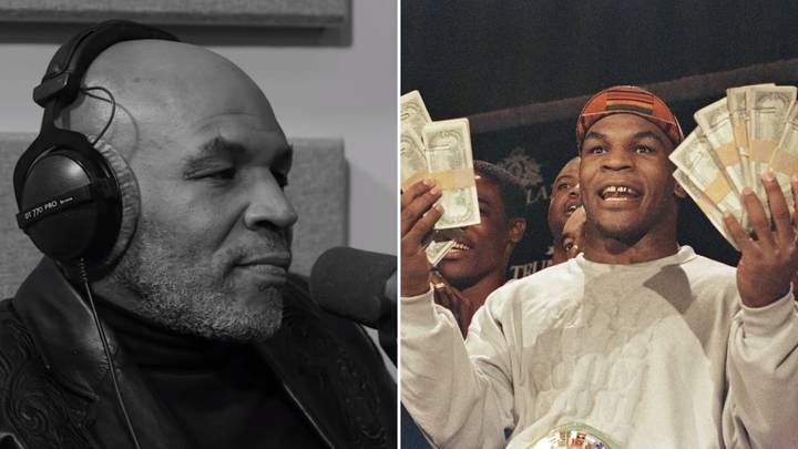Mike Tyson Emotionally Discusses His 'Sick' Past While Being 'An Animal' With Money