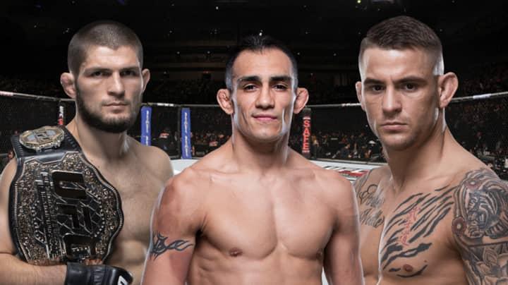 Tony Ferguson Set To Face The Winner Of UFC 242 Showdown Between Khabib Nurmagomedov And Poirier