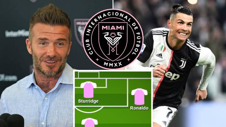 How David Beckham's Inter Miami Side Could Line-Up Next Season After Huge Transfer Window