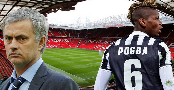Paul Pogba's Agent Wants House In Manchester, Claims Real Estate Agency