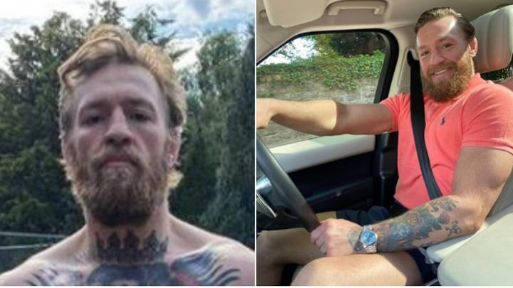 Fans Think They Know What Weight Conor McGregor Will Fight At Next