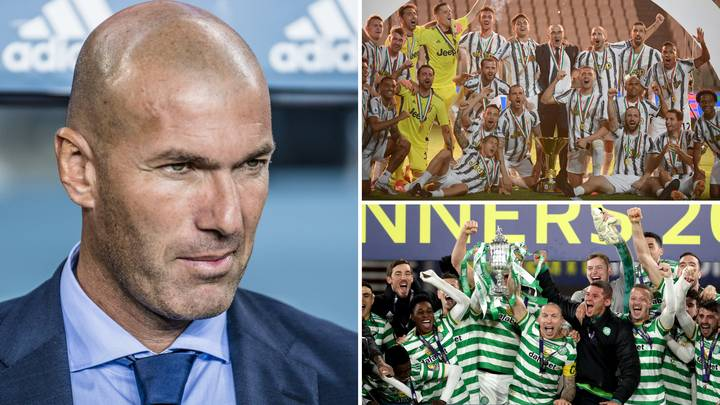 The 10 Teams With The Most League Title Wins In European Football Have Been Named