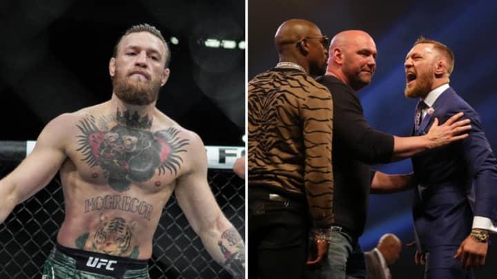 Dana White Issues Update On Conor McGregor's UFC Status