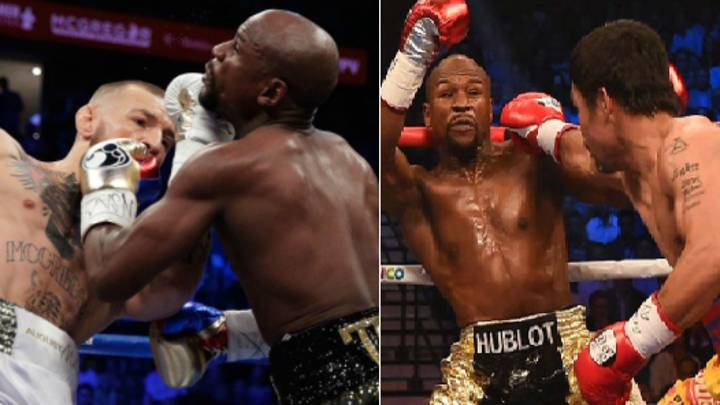 Floyd Mayweather Reveals Why McGregor Outlanded Pacquiao and Cotto