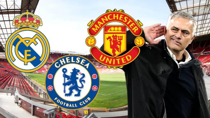 Jose Mourinho Explains Why Third Season Syndrome Isn't His Fault