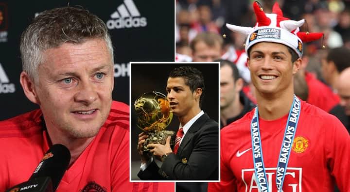 Ole Gunnar Solskjaer Has Already Found 'Man United's New Cristiano Ronaldo,' Claims Dimitar Berbatov