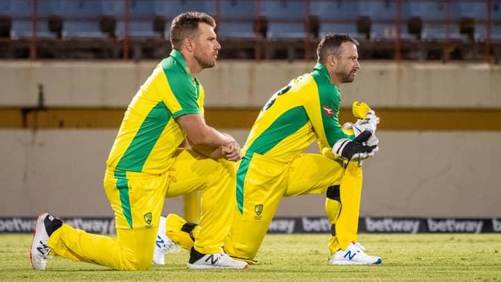 Aussie Journo Calls Australian Cricket Team's Support Of BLM Movement 'Political Rubbish'