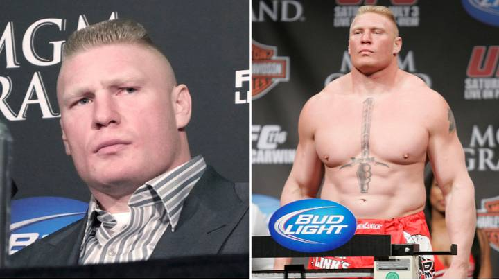 Brock Lesnar Has A Huge Offer On The Table Ahead Of Potential MMA Comeback