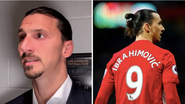 Zlatan Ibrahimovic Says He Will Return To Manchester United If They Need Him