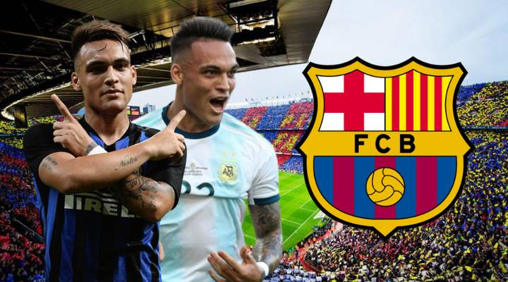 Barcelona Are Preparing An Extraordinary €112m Bid For Inter Milan Striker Lautaro Martínez