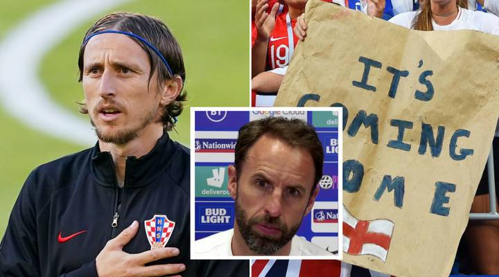 Croatia Star Modric Labels English Media 'Arrogant' Ahead Of Euro 2020 Clash