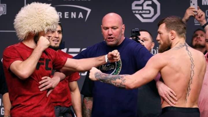 Dana White Hints At Khabib Nurmagomedov Vs. Conor McGregor Rematch