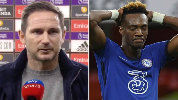 Furious Frank Lampard Blasts 'Lazy' Chelsea Players In Scathing Interview After 3-1 Defeat To Arsenal