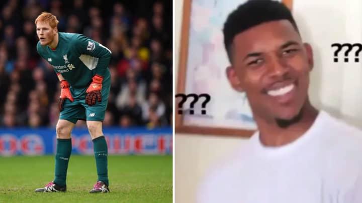 Liverpool Goalkeeper Adam Bogdan Dropped A Social Media Clanger Last Night