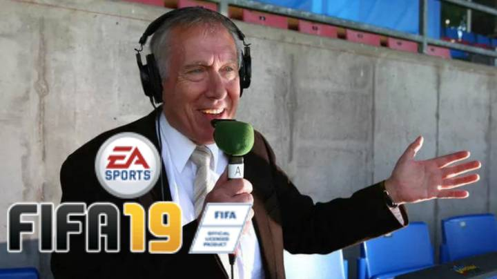 It's Been Confirmed That Two New Commentators Will Feature On FIFA 19