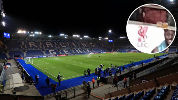 Liverpool Remove 'Highly Offensive' Banner About Divock Origi In Away End At Genk