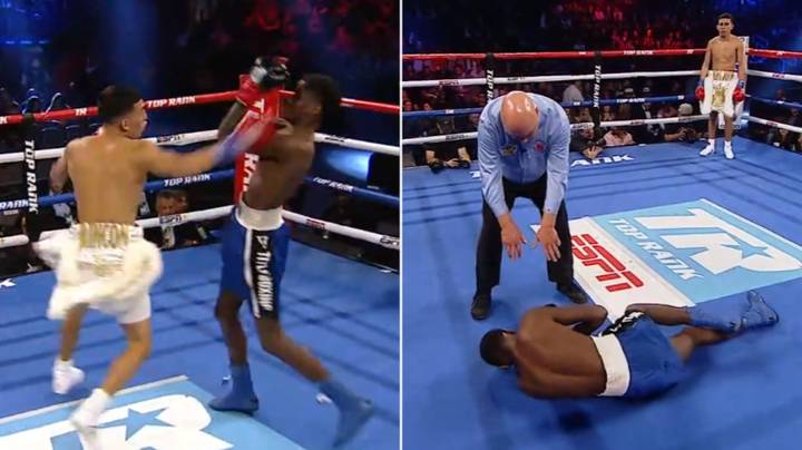 Emanuel Williams Labelled 'The Worst Professional Boxer In The World' After Debut Defeat