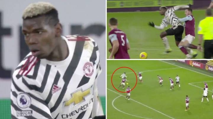 Paul Pogba's Individual Highlights vs Burnley Prove He's Officially Back To His Best