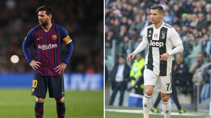 Lionel Messi And Cristiano Ronaldo Are Outside The Two Top In 2018/19 European Golden Shoe Rankings