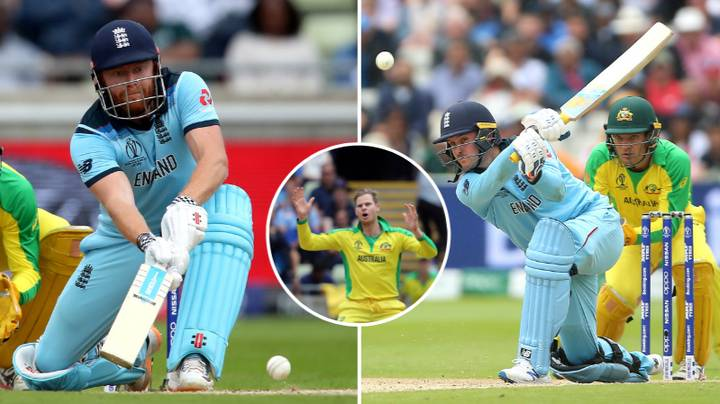 England Hammer Australia To Advance To The Cricket World Cup Final