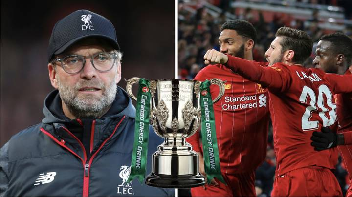 Liverpool Manager Jurgen Klopp Threatens To Forfeit Carabao Cup Quarter-Final