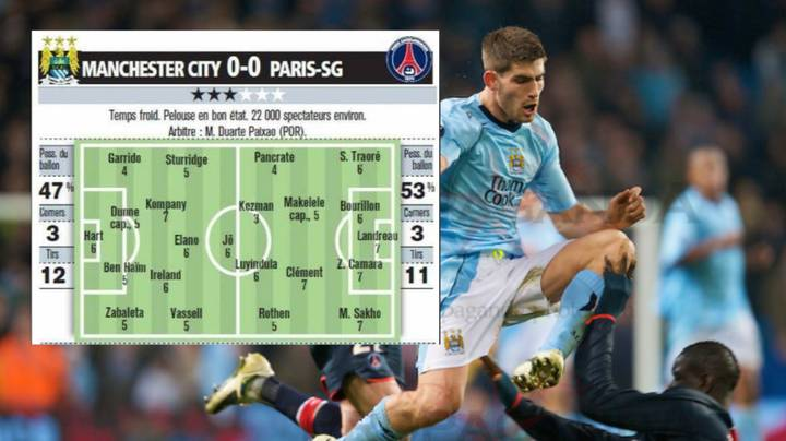 Taking A Look At The Squads Of Manchester City And PSG Before The Money