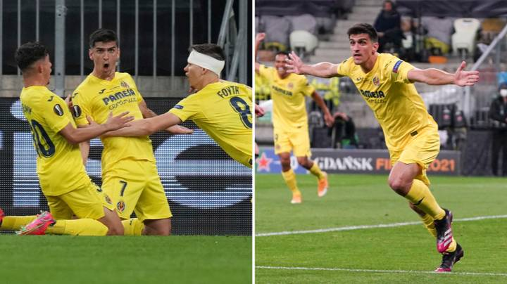 Villarreal Beat Manchester United In The Europa League Final On Penalties