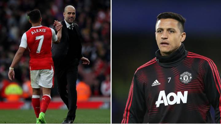 Manchester City Interested In Move For Manchester United Flop Alexis Sanchez