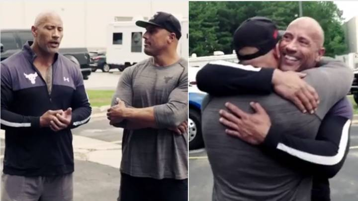 Dwayne 'The Rock' Johnson Brought Stunt Double To Tears With Incredible Gift