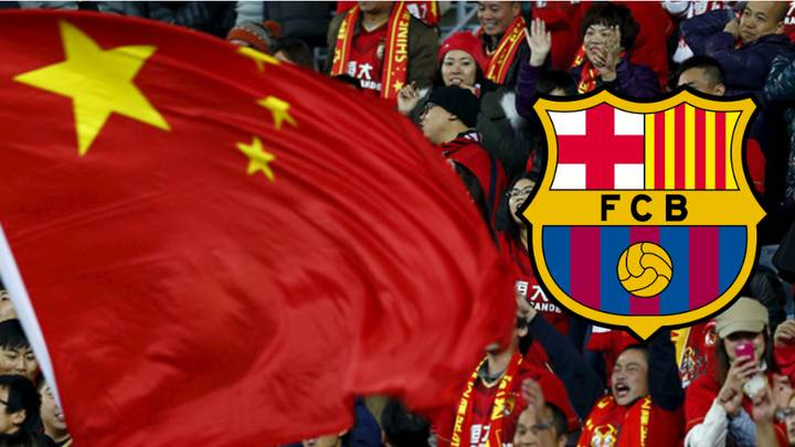 Barcelona Sensationally Linked With Chinese Super League Star