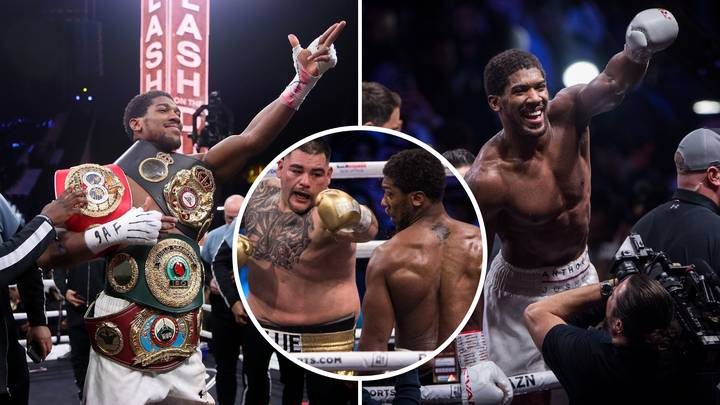 Anthony Joshua Could Earn A Ridiculous Amount From His Rematch With Andy Ruiz Jr