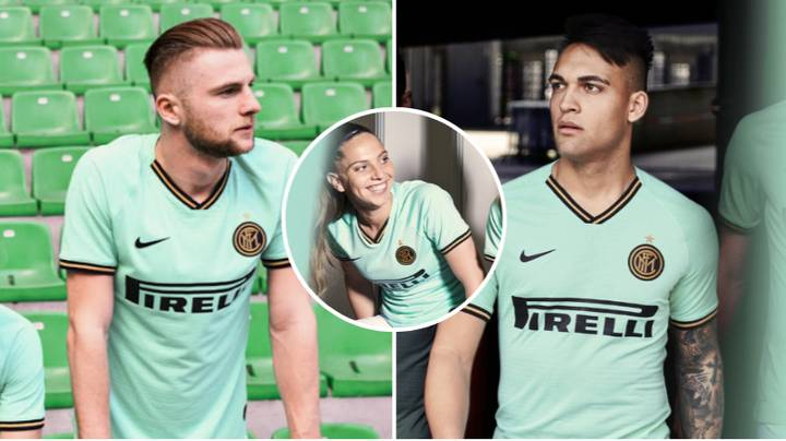 Inter Milan's New Away Kit Is A Genuine 10 Out Of 10
