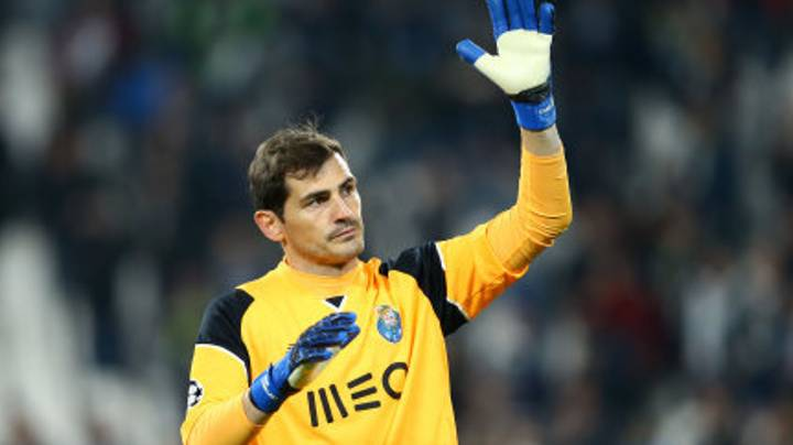 Iker Casillas Linked With Sensational Move To The Premier League