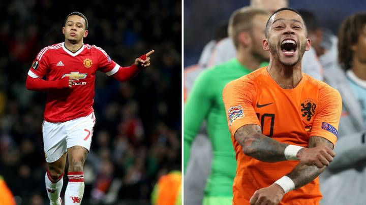 Memphis Depay Has Become The Player Manchester United Need Right Now