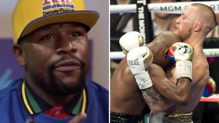 Floyd Mayweather Makes Startling Admission About His Mega-Fight With Conor McGregor