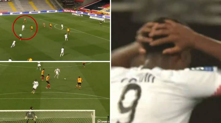 Burak Yilmaz Rockets In Absolute Screamer That Sets Lille Up For Ligue 1 Title Triumph