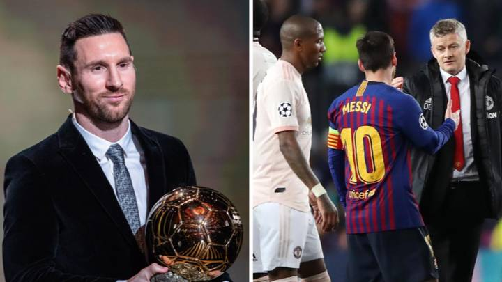Wayne Rooney Believes Lionel Messi Could Win Seventh Ballon d'Or At Manchester United