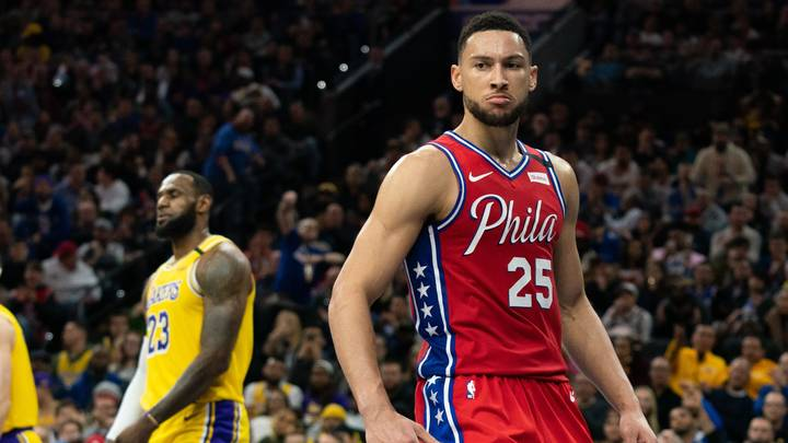 Ben Simmons Has Been Named In The NBA's All-Defensive First Team And These Insane Highlights Prove Why