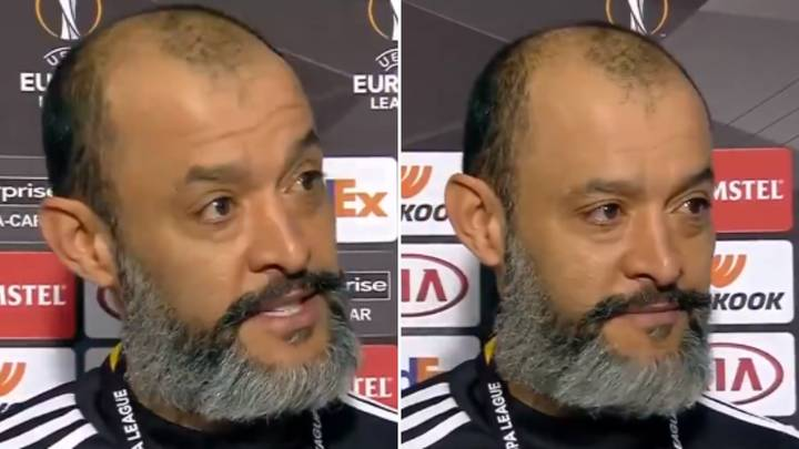 Wolves Manager Nuno Espirito Santo Gives Emotional Speech About His Side Playing Despite Coronavirus Fears