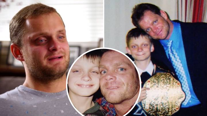Chris Benoit's Son Poured Out '13 Years Of Pain' In New Dark Side Of The Ring Documentary