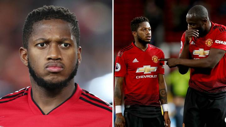 Manchester United's Fred Voted The Worst Signing Of The Season