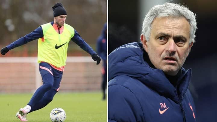 Jose Mourinho 'Left Furious' After Gareth Bale's Social Media Post