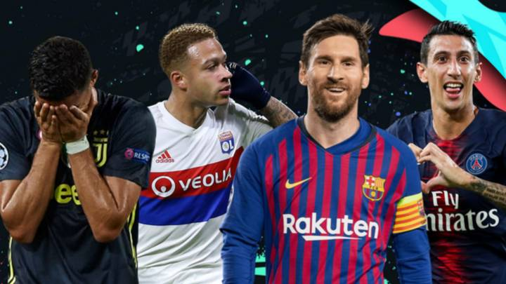 The Top 25 Free-Kick Takers On FIFA 20 Revealed