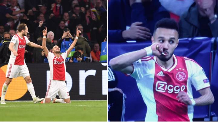 Hakim Ziyech and Noussair Mazraoui Fasted For Ramadan During Ajax's Champions League Match